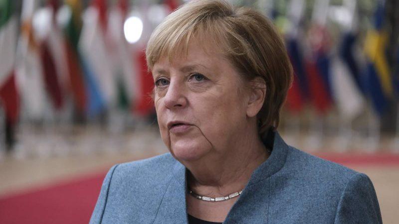 angela-merkel-niemcy-cdu-csu-scholz-laschet-spd-francja-unia-europejska