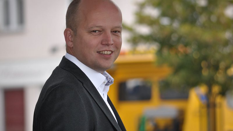 Norwegia, Trygve Slagsvold Vedum, Partia Centrum