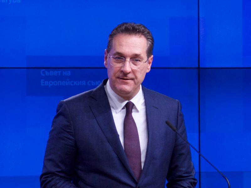 Heinz-Christian Strache, Austria, FPÖ
