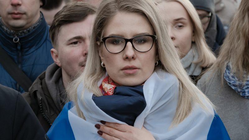 Rosja, Nawalny, Putin, opozycja, Sobol