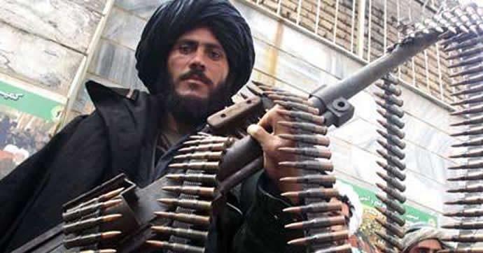 Talibowie od kilku lat walczązbrojnie w Afganistanie z Państwem Islamskim Prowincji Chorasan: Flickr/newsonline (CC BY 2.0)