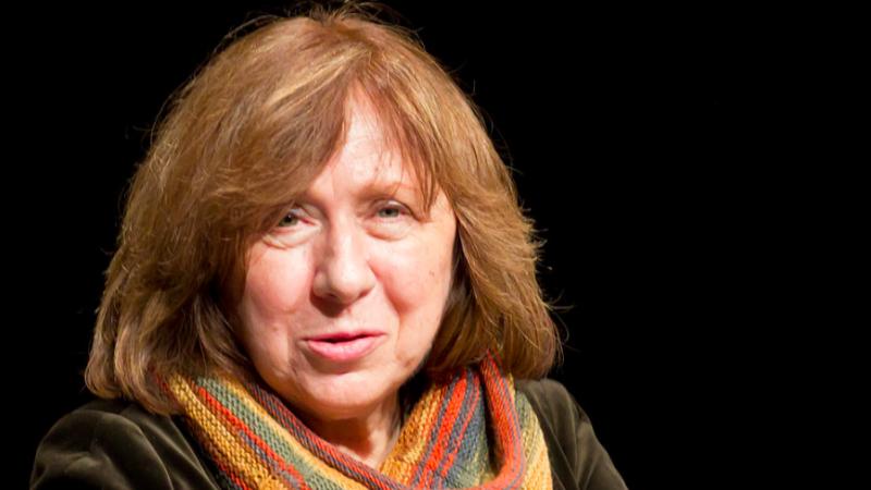 Białoruska lauratka literackiej Nagrody Nobla Swietłana Aleksijewicz, źródło: Wikipedia, fot. Elke Wetzig (CC BY-SA 3.0)