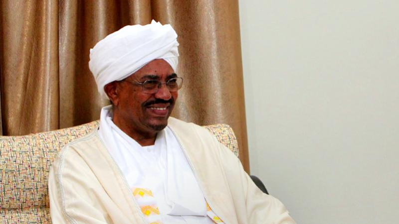 Były dyktator Sudanu Omar al-Baszir, źródło: Wikipedia/khamenei.ir (CC BY 4.0)