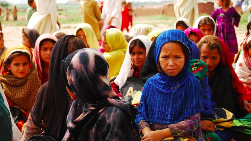 Kanada przyjmie 20 tys. uchodźców z Afganistanu, źródło: Flickr/Hashoo Foundation USA (CC BY-SA 2.0)