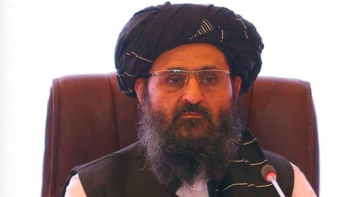 Na czele politycznych struktur nowych władz Afganistanu stanie zapewne mułła Abdul Ghani Baradar, źródło: Wikipedia, fot. الحكومة الأفغانية (CC BY-SA 4.0)