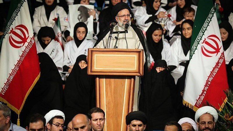 Nowy prezydent Iranu Ebrahim Raisi, źródło: Wikipedia/Tasnim News Agency (CC BY 4.0)