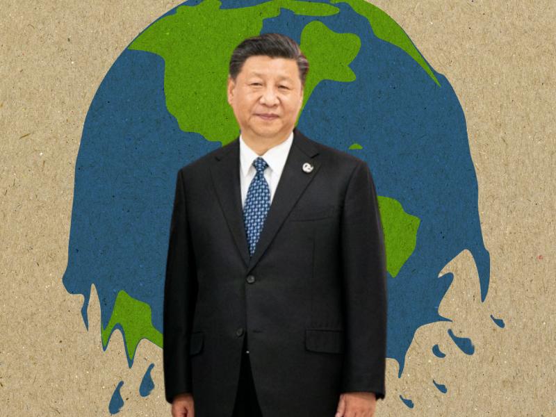 """Dlaczego """"zielona"""" transformacja Chin jest kluczowa w walce ze zmianami klimatycznymi?"""
