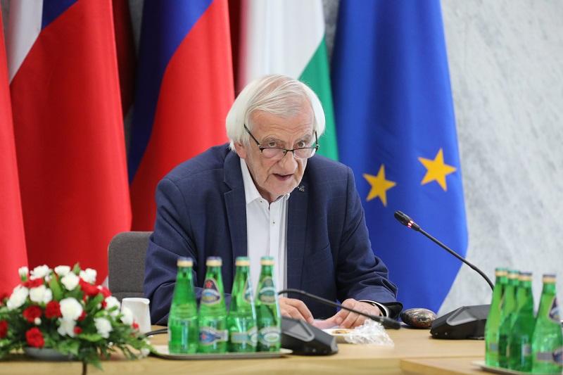 Szef klubu PiS, wicemarszałek Sejmu Ryszard Terlecki, źródło Rafał Zambrzycki Kancelaria Sejmu