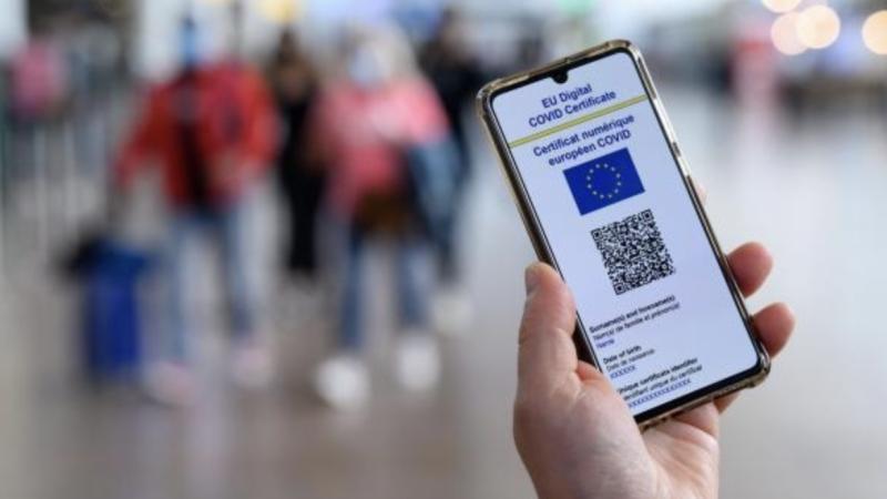Unijne cyfrowe certyfikaty covidowe funkcjonują od 1 lipca, źródło: Komisja Europejska (ec.europa.eu)
