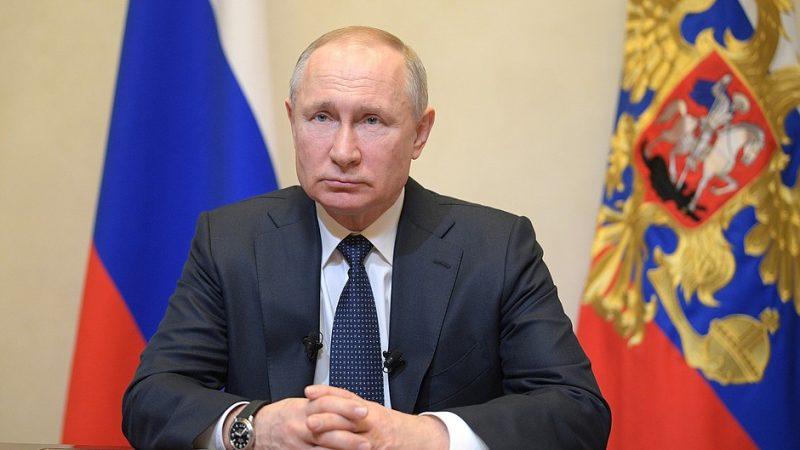Rosja, Władimir Putin