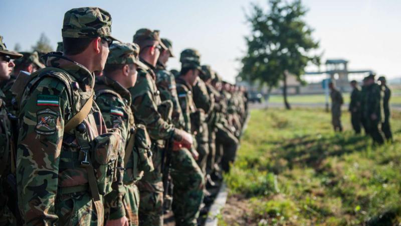 W Bułgarii żołnierze wzmocnili ochronę granic z Turcją i Grecją, źródło: U.S. Army photo by Spc. Joshua Leonard