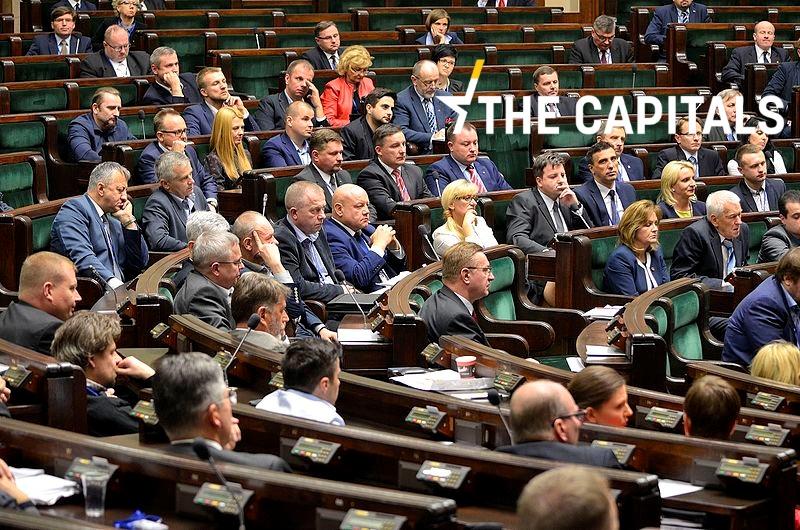 Sejm, opozycja, pis, PO, KO, Witek, parlament, Gowin, Porozumienie, Kaczynski, TVN