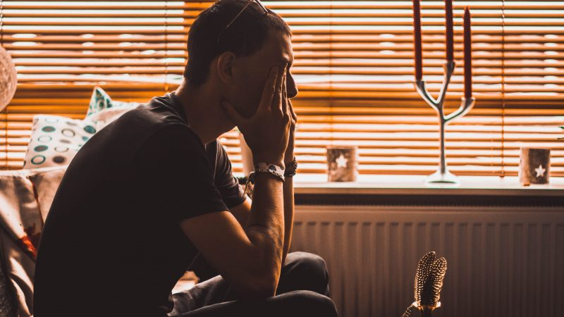 depresja, samotność
