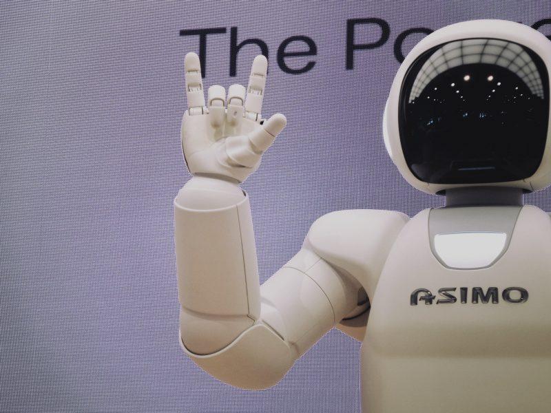 robot, sztuczna inteligencja