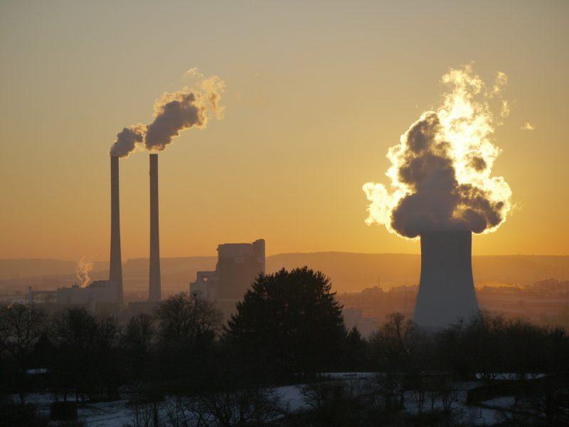 energetyka, elektrownia, klimat