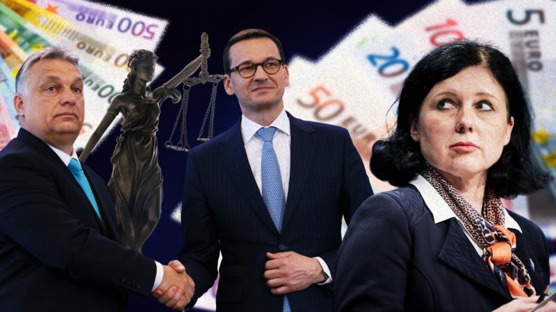 polska-wegry-morawiecki-orban-fundusz-odbudowy-krajowy-plan-kpo-fundusze-unijne-komisja-europejska-praworzadnosc-kaczynski-lgbt-izba