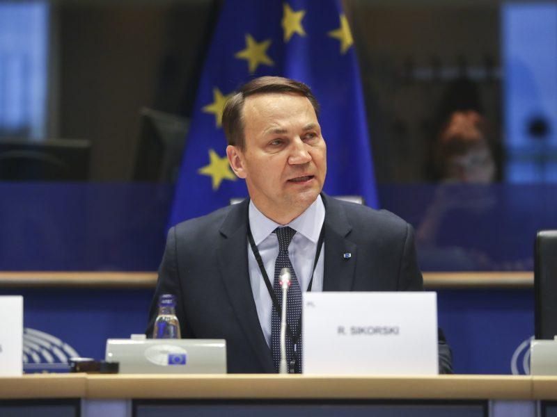 sikorski-afganistan-ue-unia-europejska-obronnosc-nato-autonomia-strategiczna-usa