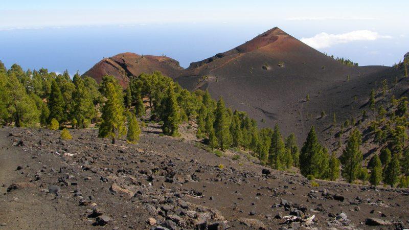 Wulkan Cumbre Vieja na wyspie La Palma, źródło: Flickr, fot. Rafael Medina (CC BY-NC-ND 2.0)