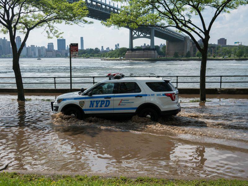 Powódź w Nowym Jorku, źródło: Flickr/ChrisGoldNY (CC BY-NC 2.0)