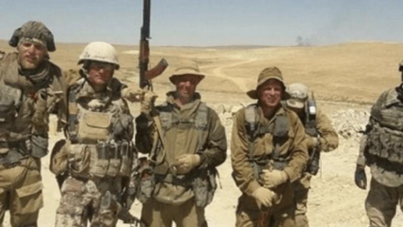 Domniemani żołnierze z Grupy Wagnera w Syrii, źródło: Wikipedia (CC BY 2.0)