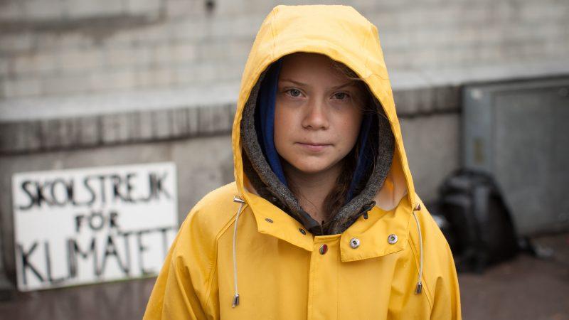 Greta Thunberg, źródło: Wikipedia, fot. Anders Hellberg (CC BY-SA 4.0)