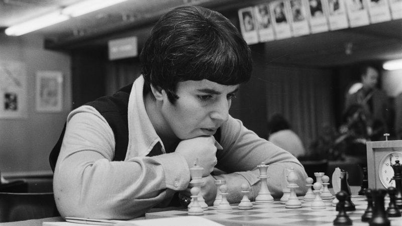 Nona Gaprindaszwili na turnieju w 1975 r. w Holandii, źródło: Dutch National Archives, fot. Hans Peters/Anefo (CC0 1.0)