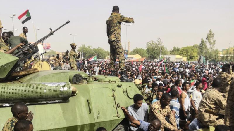 Przewrót wojskowy w Sudanie z 2019 r., źródło: Wikipedia (CC0 1.0)