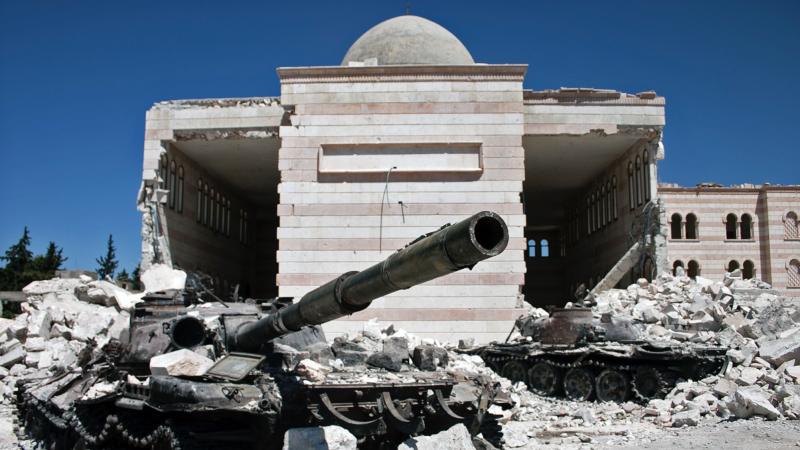 Wojna domowa w Syrii trwa jużponad 10 lat, źródło: Flickr, fot. Christiaan Triebert (CC BY 2.0)