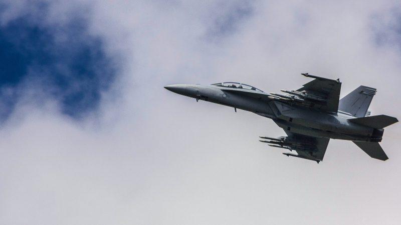 Hornet, ameryka, myśliwiec