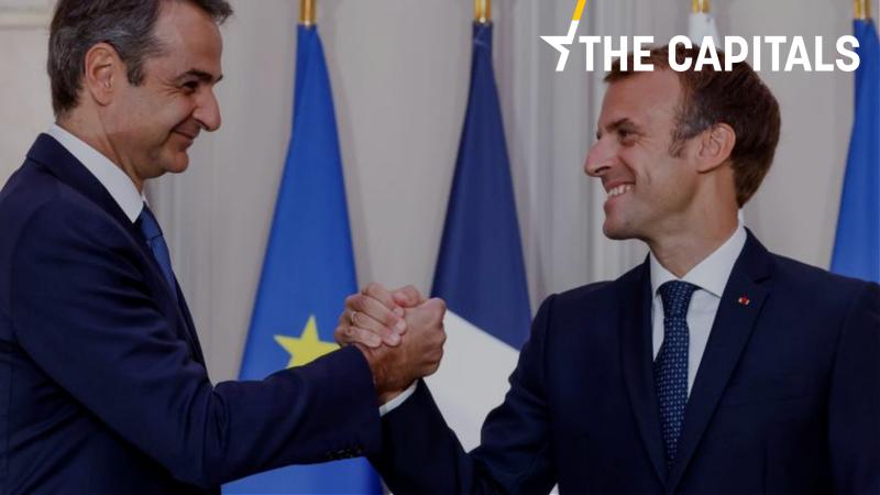 Francja, Grecja, MAcron, NATO, Turcja, Unia Europejska, AUKUS, autonomia-strategiczna, pandemia, Morawiecki, Białoruś
