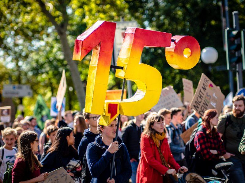 UNFCCC, zmiany klimatu, kryzys klimatyczny, strajk, IPCC