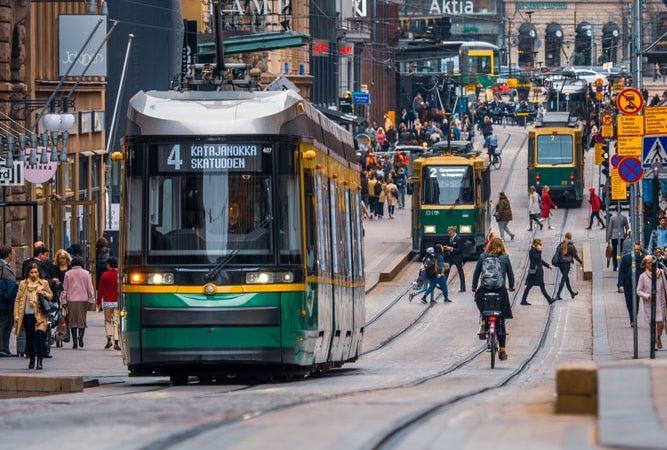 Finlandia, pandemia, rynek pracy, koronawirus