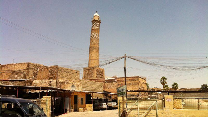 irak-mosul-isis-panstwo-islamskie-kalifat-terroryzm-azja-meczet-islam