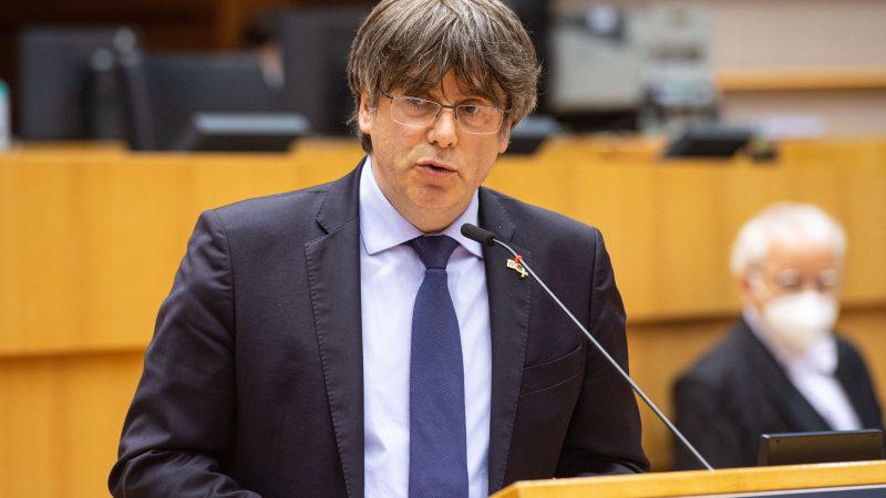 Carles Puigdemont, Katalonia