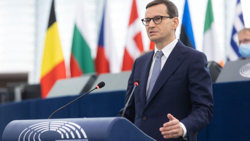 Mateusz Morawiecki, Parlament Europejski
