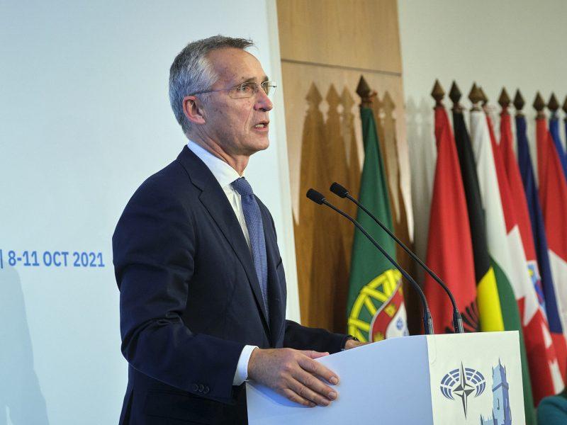 NATO, Jens Stoltenberg, Zgromadzenie Parlamentarne NATO