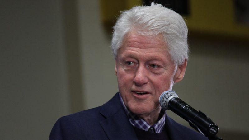Były prezydent USA, Bill Clinton