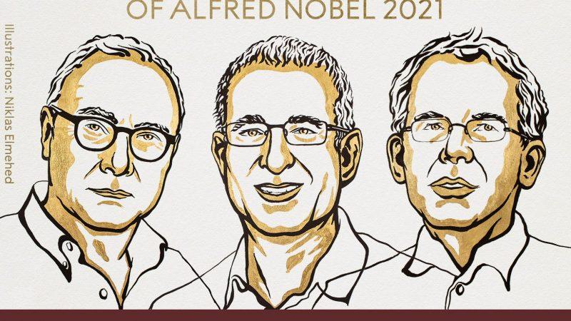 ekonomiczna-nagroda-nobla-2021-nobel-z-ekonomii-david-card-joshua-angrist-guido-imbens