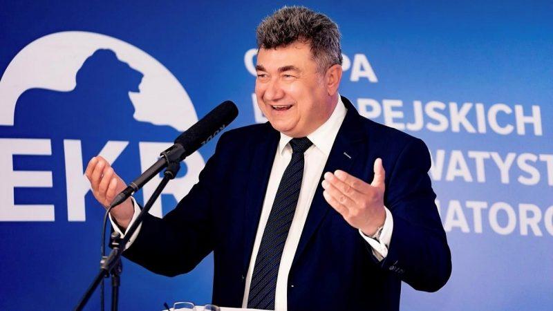 Fit for 55, CBAM, EU ETS, Europejski Zielony Ład, Grzegorz Tobiszowski, Parlament Europejski, Frans Timmermans