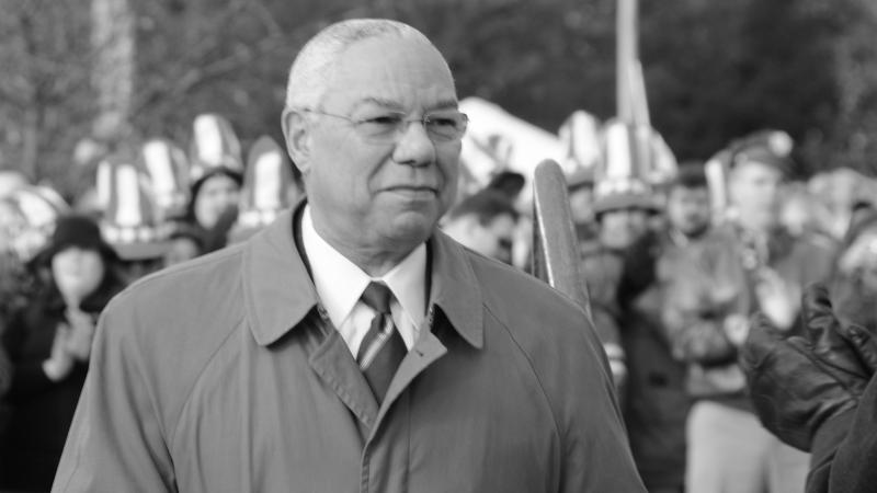 Zmarł były sekretarz stanu USA Colin Powell, źródło: Flickr, fot. Scott Ableman (CC BY-NC-ND 2.0)