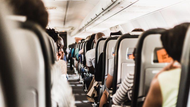 samolot, podróże