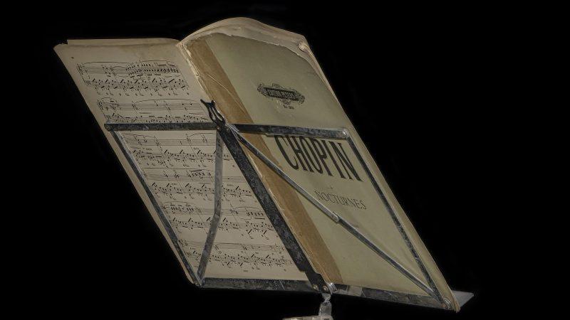 Chopin, nuty, Konkurs Chopinowski