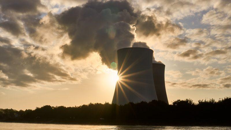elektrownia atomowa, energia jądrowa