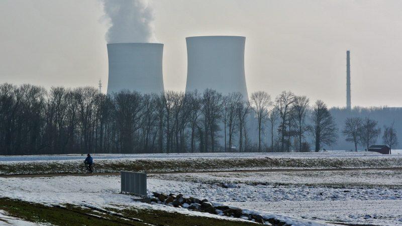 Niemcy, energia atomowa